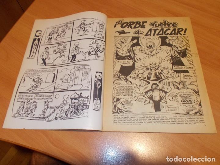 Cómics: EL MOTORISTA FANTASMA. GRAN LOTE DE 26 NÚMEROS !! - Foto 27 - 172954704