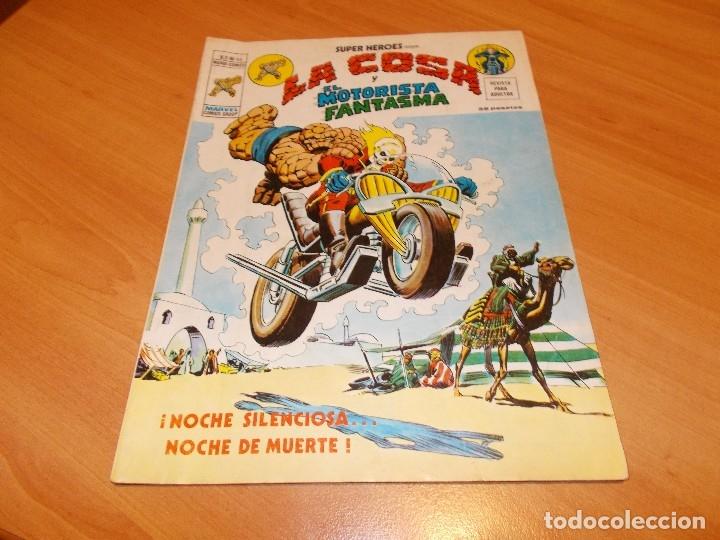 Cómics: EL MOTORISTA FANTASMA. GRAN LOTE DE 26 NÚMEROS !! - Foto 29 - 172954704