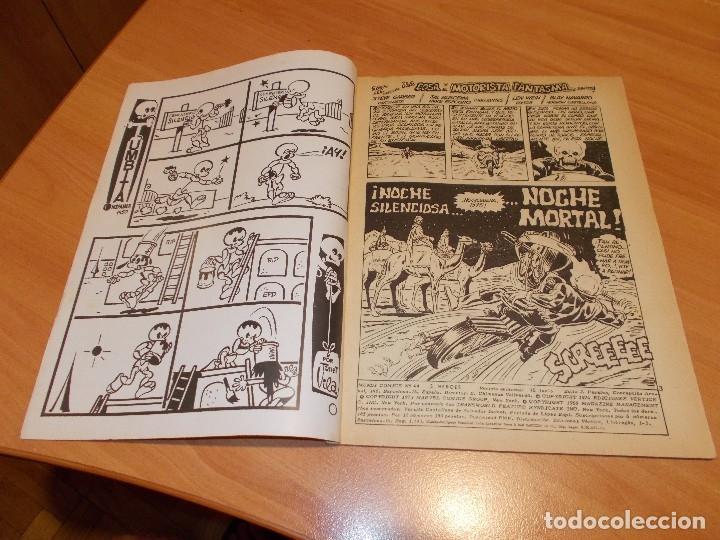 Cómics: EL MOTORISTA FANTASMA. GRAN LOTE DE 26 NÚMEROS !! - Foto 31 - 172954704
