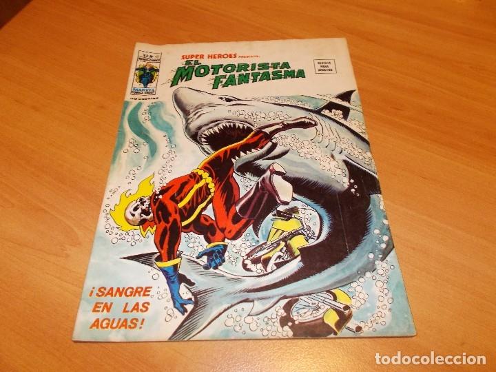 Cómics: EL MOTORISTA FANTASMA. GRAN LOTE DE 26 NÚMEROS !! - Foto 33 - 172954704