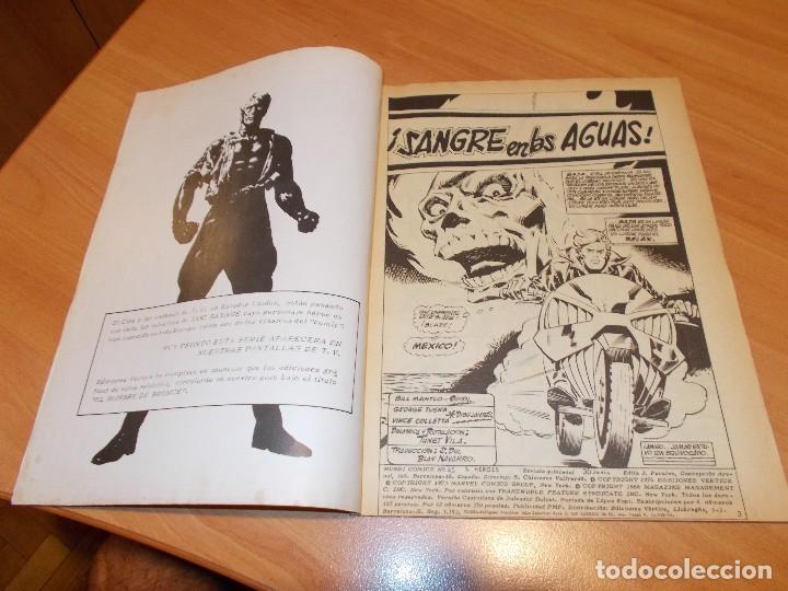 Cómics: EL MOTORISTA FANTASMA. GRAN LOTE DE 26 NÚMEROS !! - Foto 35 - 172954704