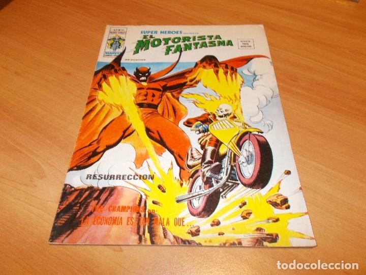 Cómics: EL MOTORISTA FANTASMA. GRAN LOTE DE 26 NÚMEROS !! - Foto 41 - 172954704
