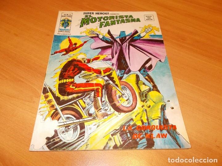 Cómics: EL MOTORISTA FANTASMA. GRAN LOTE DE 26 NÚMEROS !! - Foto 45 - 172954704