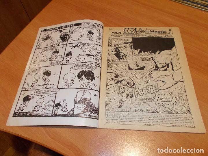 Cómics: EL MOTORISTA FANTASMA. GRAN LOTE DE 26 NÚMEROS !! - Foto 47 - 172954704