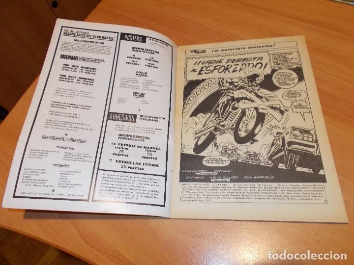 Cómics: EL MOTORISTA FANTASMA. GRAN LOTE DE 26 NÚMEROS !! - Foto 51 - 172954704