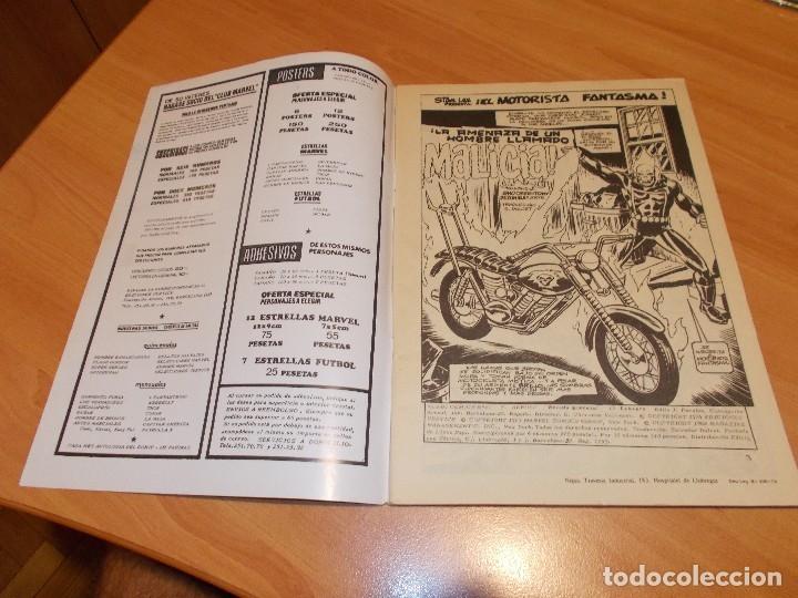Cómics: EL MOTORISTA FANTASMA. GRAN LOTE DE 26 NÚMEROS !! - Foto 55 - 172954704