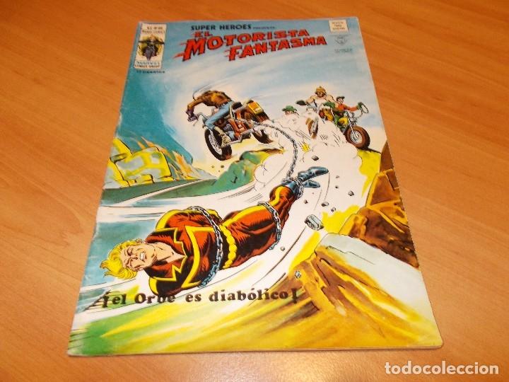 Cómics: EL MOTORISTA FANTASMA. GRAN LOTE DE 26 NÚMEROS !! - Foto 61 - 172954704