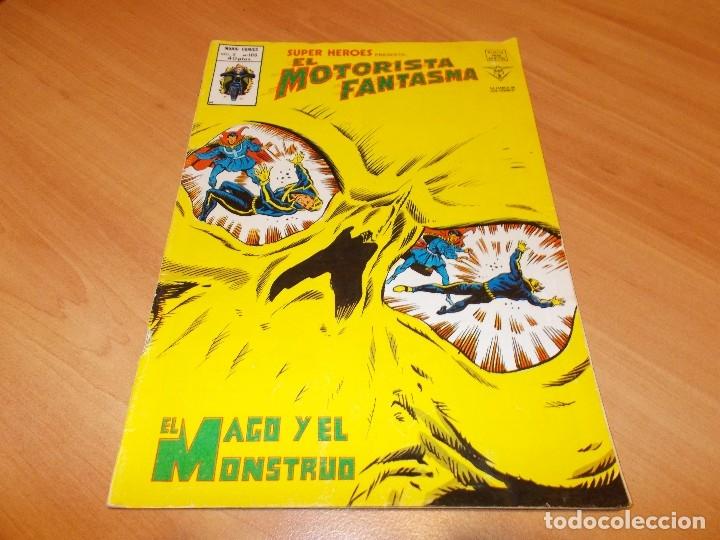 Cómics: EL MOTORISTA FANTASMA. GRAN LOTE DE 26 NÚMEROS !! - Foto 65 - 172954704