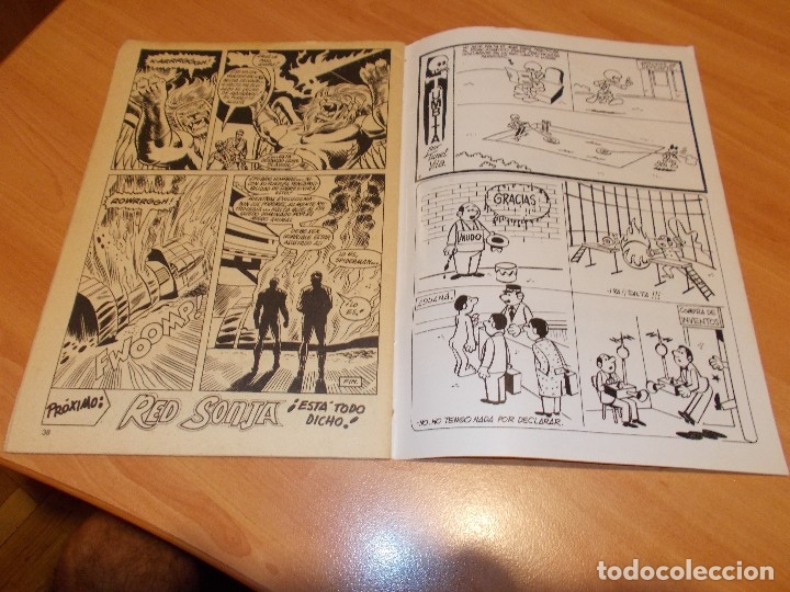 Cómics: EL MOTORISTA FANTASMA. GRAN LOTE DE 26 NÚMEROS !! - Foto 68 - 172954704