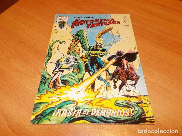 Cómics: EL MOTORISTA FANTASMA. GRAN LOTE DE 26 NÚMEROS !! - Foto 69 - 172954704