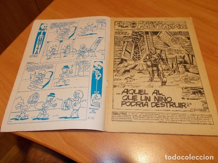 Cómics: EL MOTORISTA FANTASMA. GRAN LOTE DE 26 NÚMEROS !! - Foto 71 - 172954704