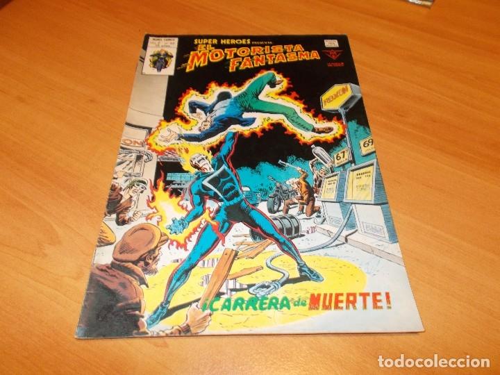 Cómics: EL MOTORISTA FANTASMA. GRAN LOTE DE 26 NÚMEROS !! - Foto 73 - 172954704