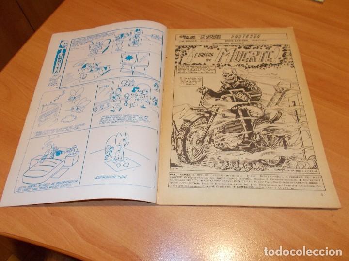 Cómics: EL MOTORISTA FANTASMA. GRAN LOTE DE 26 NÚMEROS !! - Foto 75 - 172954704