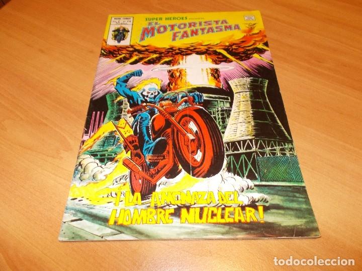 Cómics: EL MOTORISTA FANTASMA. GRAN LOTE DE 26 NÚMEROS !! - Foto 81 - 172954704