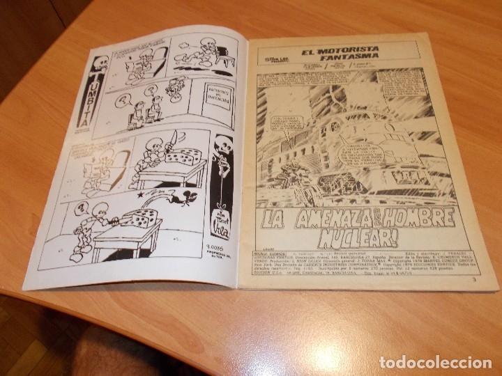 Cómics: EL MOTORISTA FANTASMA. GRAN LOTE DE 26 NÚMEROS !! - Foto 83 - 172954704