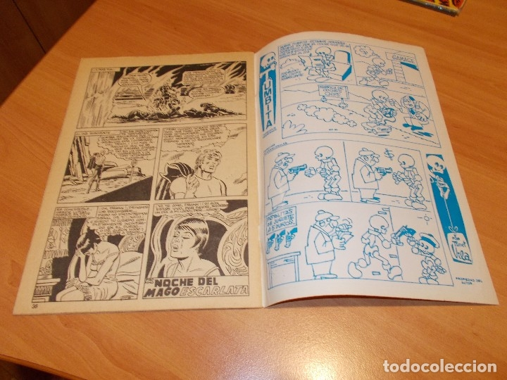 Cómics: EL MOTORISTA FANTASMA. GRAN LOTE DE 26 NÚMEROS !! - Foto 88 - 172954704