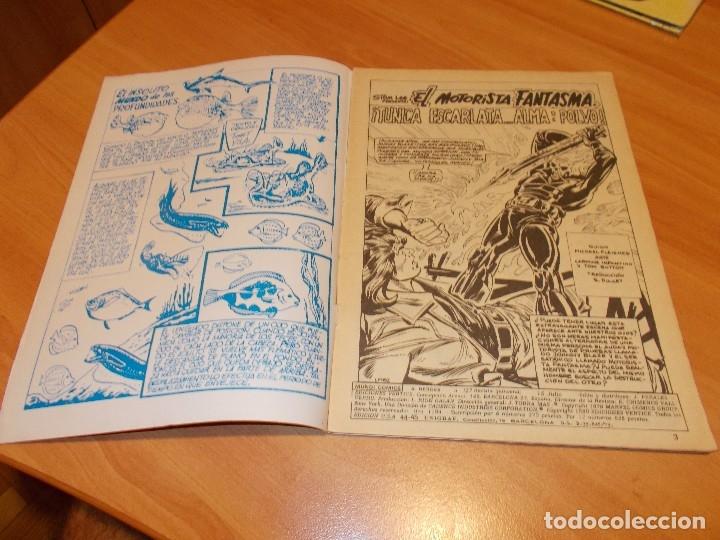 Cómics: EL MOTORISTA FANTASMA. GRAN LOTE DE 26 NÚMEROS !! - Foto 91 - 172954704