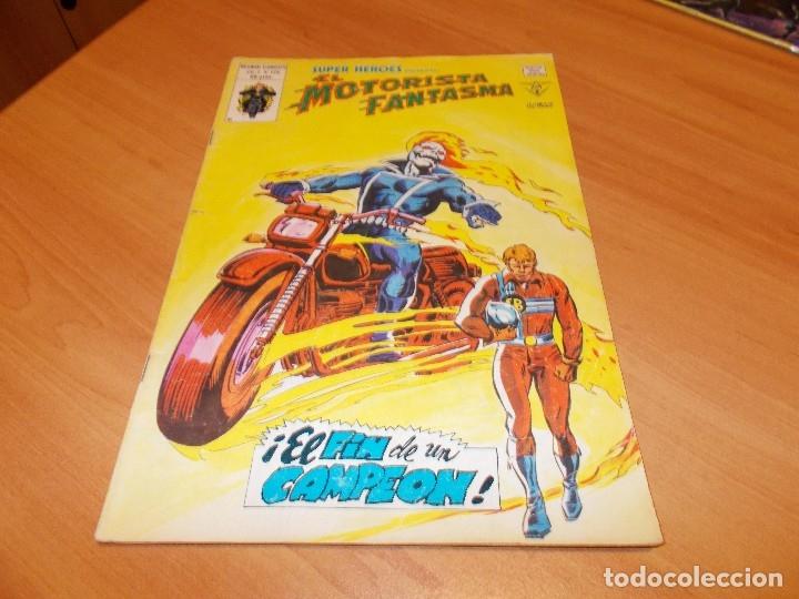 Cómics: EL MOTORISTA FANTASMA. GRAN LOTE DE 26 NÚMEROS !! - Foto 93 - 172954704