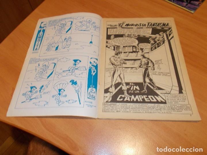 Cómics: EL MOTORISTA FANTASMA. GRAN LOTE DE 26 NÚMEROS !! - Foto 95 - 172954704