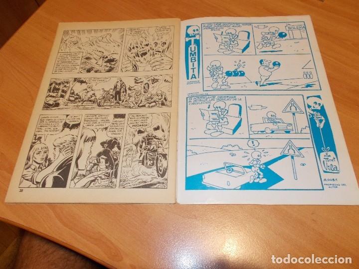 Cómics: EL MOTORISTA FANTASMA. GRAN LOTE DE 26 NÚMEROS !! - Foto 96 - 172954704