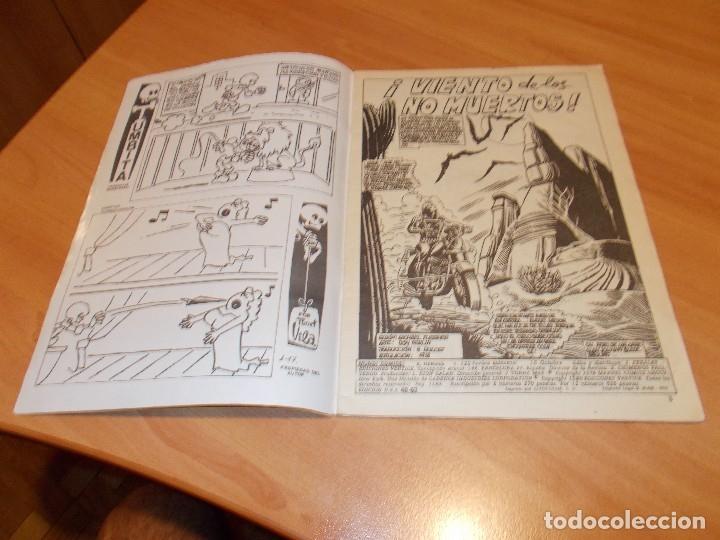 Cómics: EL MOTORISTA FANTASMA. GRAN LOTE DE 26 NÚMEROS !! - Foto 99 - 172954704