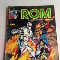 Cómics: ROM , CABALLERO DEL ESPACIO Nº 2 - EDITA : EDICIONES SURCO. Lote 50700745