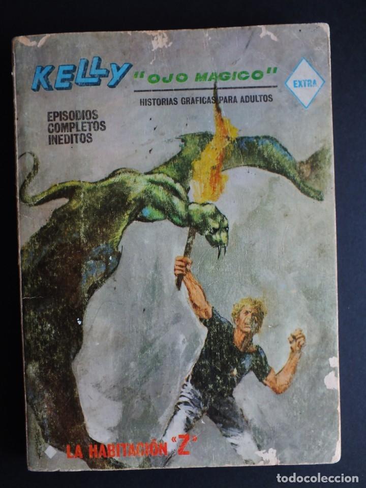 KELLY OJO MAGICO Nº 9 EDITORIAL VERTICE 162 PÁGINAS (Tebeos y Comics - Vértice - Otros)