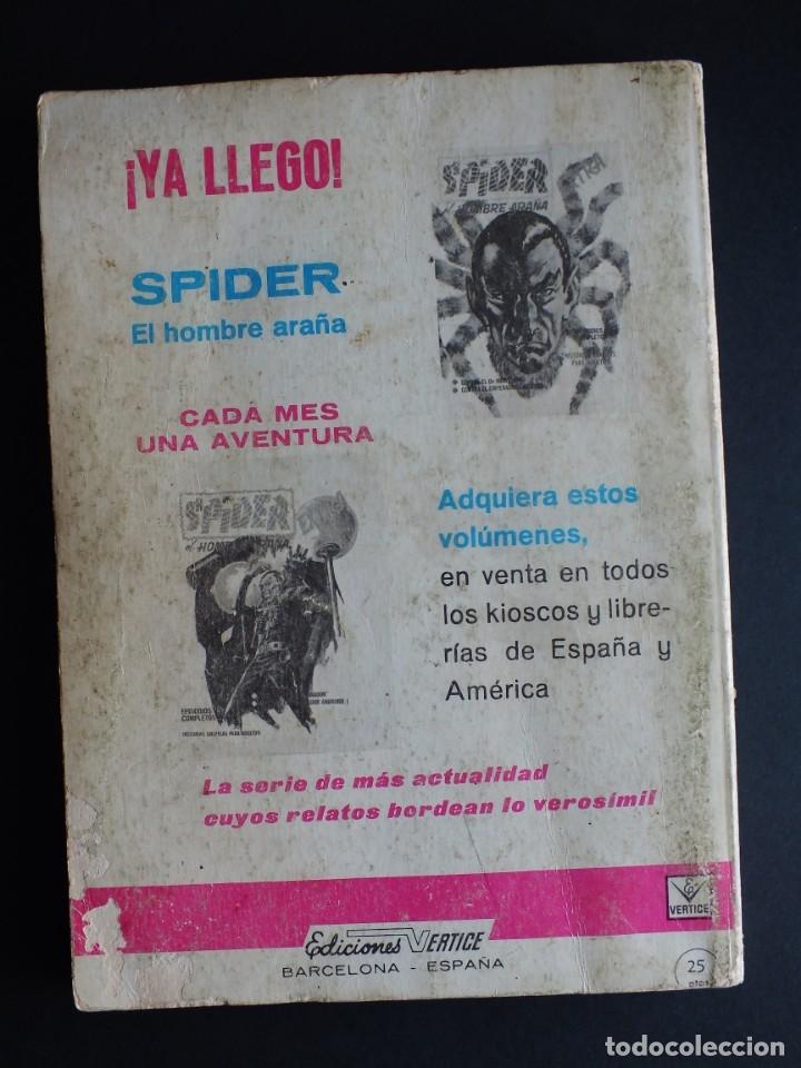Cómics: KELLY OJO MAGICO Nº 9 EDITORIAL VERTICE 162 PÁGINAS - Foto 2 - 172957607