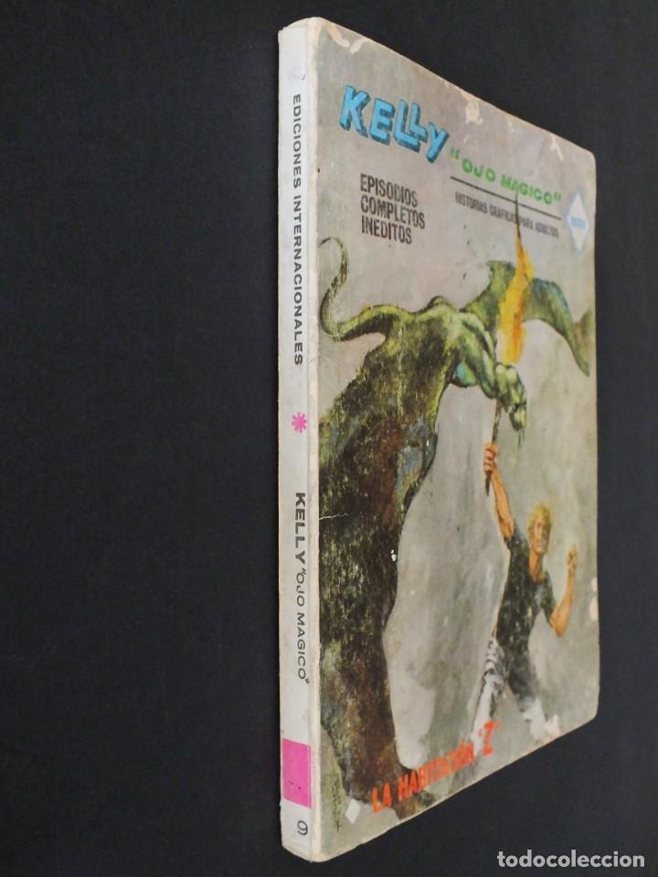 Cómics: KELLY OJO MAGICO Nº 9 EDITORIAL VERTICE 162 PÁGINAS - Foto 3 - 172957607