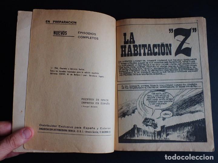 Cómics: KELLY OJO MAGICO Nº 9 EDITORIAL VERTICE 162 PÁGINAS - Foto 5 - 172957607