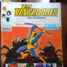 Cómics: LOS VENGADORES Nº 20 - VÉRTICE TACO. Lote 173043528