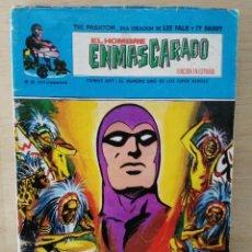 Comics: EL HOMBRE ENMASCARADO - Nº 45, LA JOVEN SIN MEMORIA, REENCUENTRO... - ED. VÉRTICE. Lote 173048237
