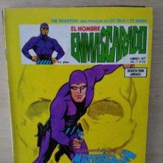 Comics: EL HOMBRE ENMASCARADO - VOL. 1, Nº 55, EL SECUESTRO DEL MAHARAJÁ 2ª PARTE... - ED. VÉRTICE. Lote 173048830