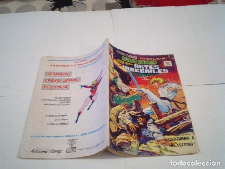 Cómics: RELATOS SALVAJES - ARTES MARCIALES - VERTICE - VOLUMEN 1 +VOL 2 + SURCO - COMPLETAS - BUEN ESTADO - Foto 66 - 172421980