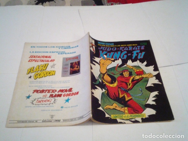 Cómics: RELATOS SALVAJES - ARTES MARCIALES - VERTICE - VOLUMEN 1 +VOL 2 + SURCO - COMPLETAS - BUEN ESTADO - Foto 71 - 172421980