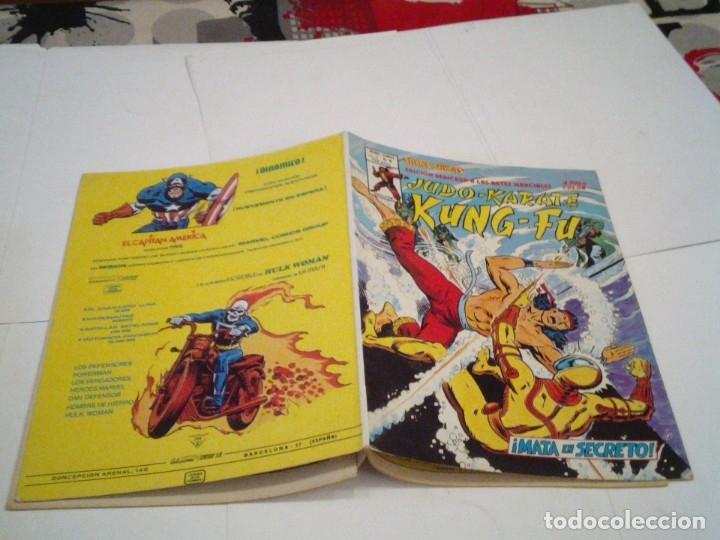 Cómics: RELATOS SALVAJES - ARTES MARCIALES - VERTICE - VOLUMEN 1 +VOL 2 + SURCO - COMPLETAS - BUEN ESTADO - Foto 79 - 172421980