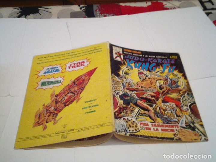 Cómics: RELATOS SALVAJES - ARTES MARCIALES - VERTICE - VOLUMEN 1 +VOL 2 + SURCO - COMPLETAS - BUEN ESTADO - Foto 84 - 172421980