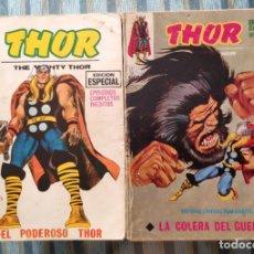 Cómics: THOR VOL. 1 (COLECCION COMPLETA) - LOPEZ ESPI (VERTICE 1970). Lote 173245404