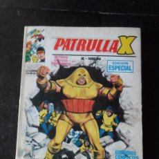 Cómics: PATRULLA X Nº 14 COSMOS CARMESI VERTICE VOLUMEN 1 1969. Lote 221590296