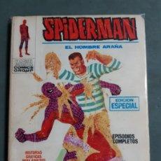 Cómics: SPIDERMAN Nº 2 VOL.1 VERTICE TACO ESTADO NORMAL MAS ARTICULOS PRECIO NEGOCIABLE . Lote 173355387