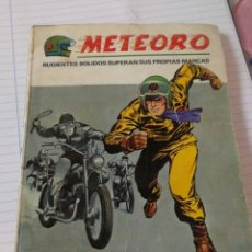 Cómics: METEORO GAMBERROS EN MOTO. Lote 173404654