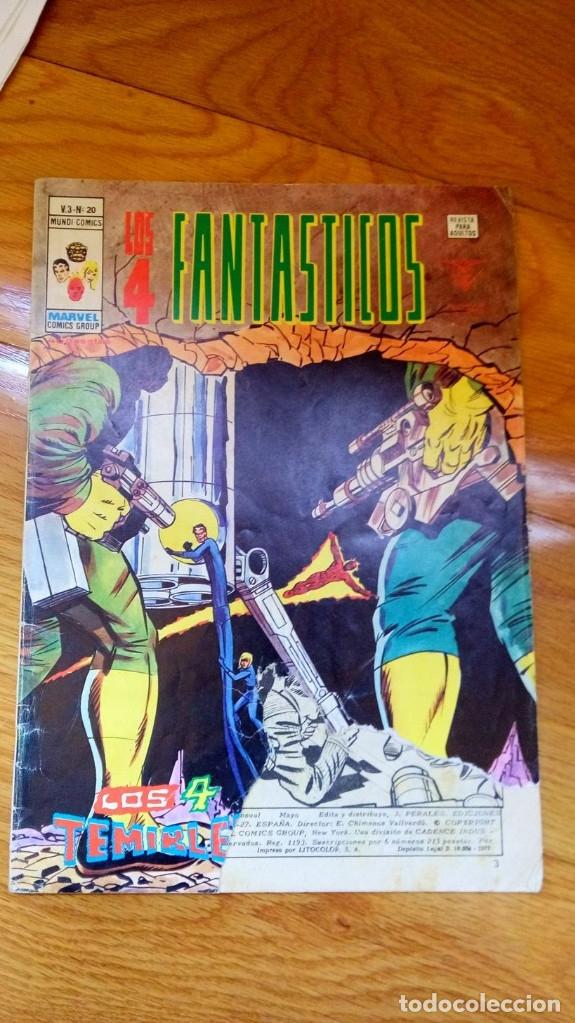 Cómics: Los 4 Fantásticos (vol 3) 18 al 33 - Foto 2 - 172434269