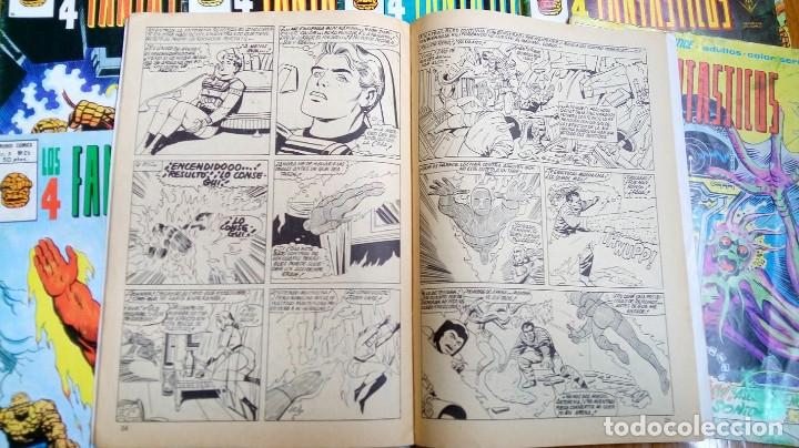 Cómics: Los 4 Fantásticos (vol 3) 18 al 33 - Foto 4 - 172434269