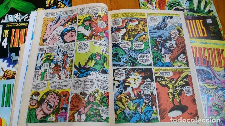 Cómics: Los 4 Fantásticos (vol 3) 18 al 33 - Foto 5 - 172434269