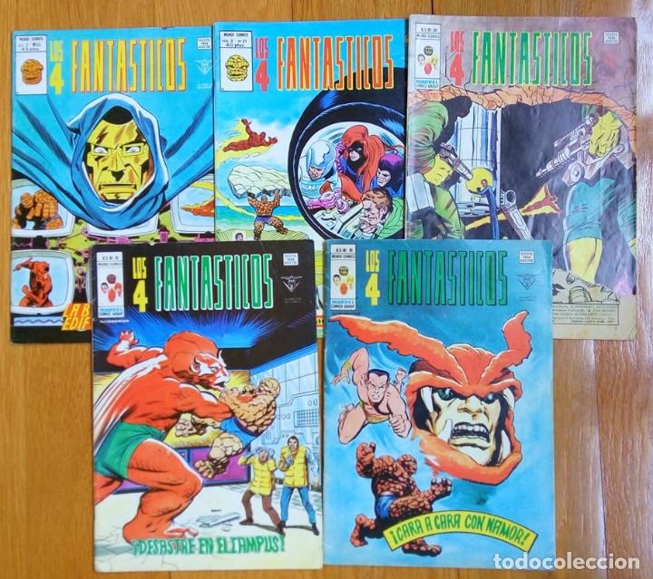 Cómics: Los 4 Fantásticos (vol 3) 18 al 33 - Foto 6 - 172434269