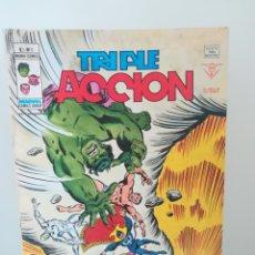 Cómics: TRIPLE ACCION VOL. 1 - Nº 2. Lote 173426809