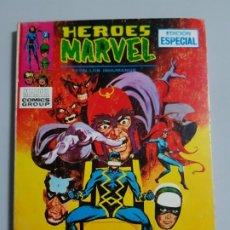Cómics: HEROES MARVEL Nº 7 VOL.1 VERTICE ESTADO BUENO MAS ARTICULOS NEGOCIABLE. Lote 173427679