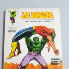 Comics : LA MASA Nº 22 VOL.1 VERTICE ESTADO MUY BUENO MAS ARTICULOS NEGOCIABLE. Lote 173453509