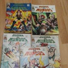 Cómics: HEROES MARVEL 'GUERRA DE MUNDOS' COMPLETA. Lote 173472422