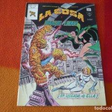 Comics : SELECCIONES MARVEL PRESENTA VOL. 1 Nº 52 LA COSA Y DRAGON LUNAR ¡BUEN ESTADO! VERTICE MUNDI COMICS. Lote 173492513